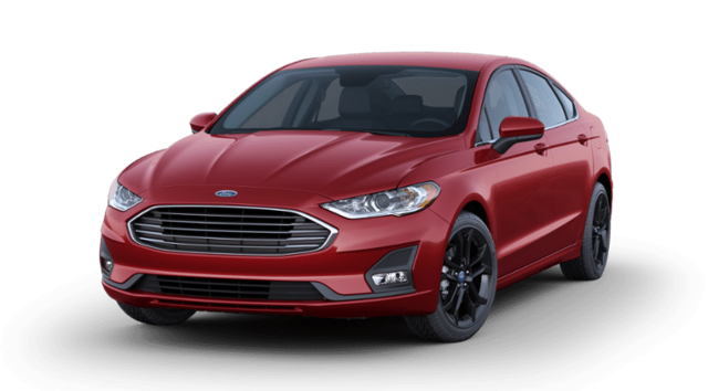 2020 Ford Fusion SE Sedan for sale in Jacksonville at Duval Ford